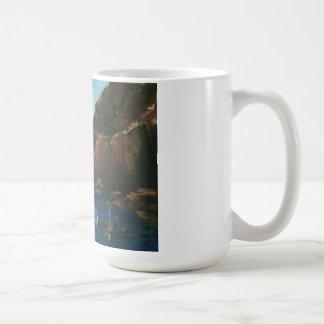 Taza de café de Riomaggiore