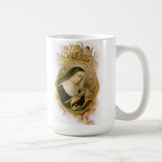 Taza de café de Rita del santo