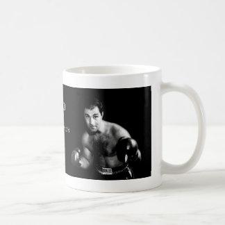Taza de café de Rocky Marciano