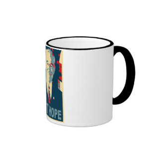 taza de café de Ron Paul