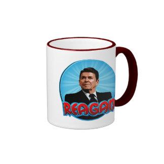 Taza de café de Ronald Reagan