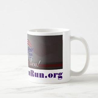 Taza de café de RunBenRun