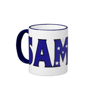 Taza de café de Samoa