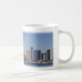 Taza de café de San Diego 11 onzas