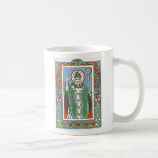 Taza de café de San Patricio