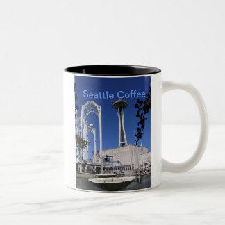 Taza de café de Seattle