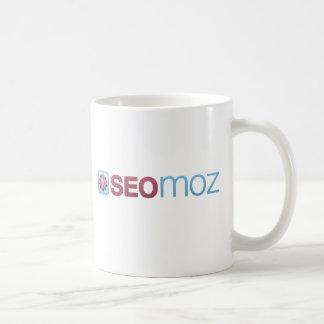 Taza de café de SEOmoz