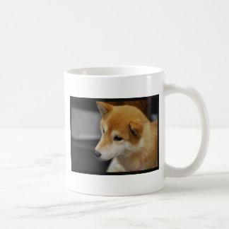 Taza de café de Shiba Inu
