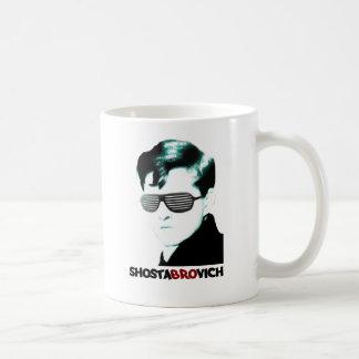 Taza de café de Shostabrovich