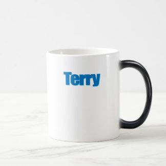 Taza de café de Terry