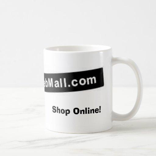 taza de café de theBigWebMall.com