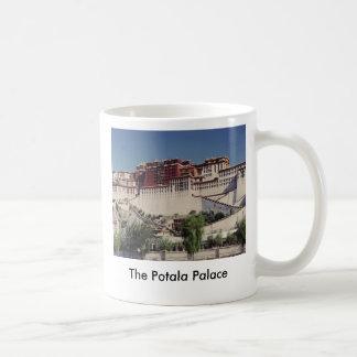 Taza de café de Tíbet