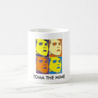 Taza de café de Toma
