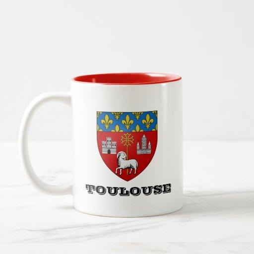 Taza de café de Toulouse* Francia