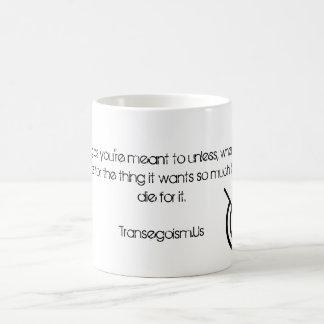 Taza de café de Transegoism