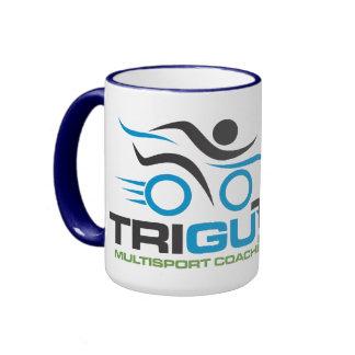 Taza de café de TriGuy que entrena Multisport