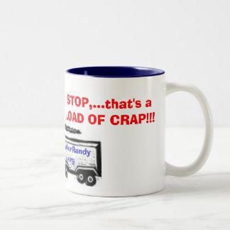 taza de café de TruckerRandy.org