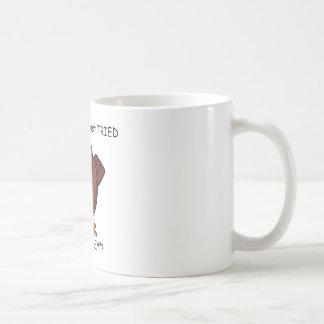 Taza de café de Turquía del Queso de soja-rkey
