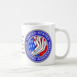 Taza de café de USBA