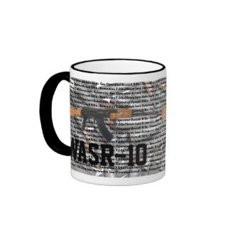 Taza de café de WASR-10 7.62x39m m