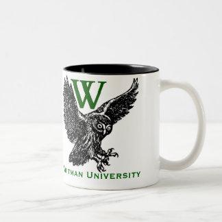 Taza de café de WU 2