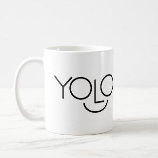 Taza de café de YOLO