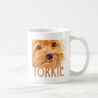 Taza de café de Yorkshire Terrier