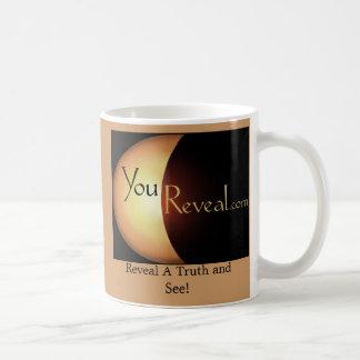 taza de café de YouReveal.com