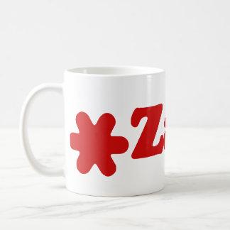 Taza de café de Zayre