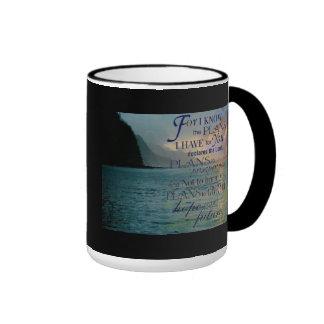 Taza de café del 29:11 de Jeremiah
