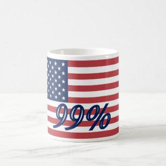 Taza de café del 99%