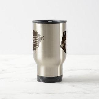 Taza de café del acero inoxidable de STG