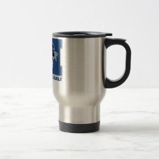 Taza de café del acero inoxidable del MCE