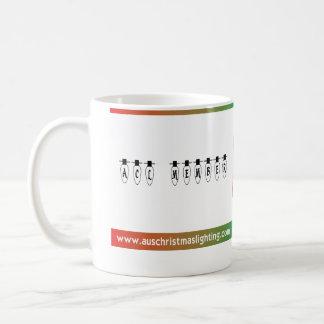 Taza de café del ACL - fuente 1 del miembro