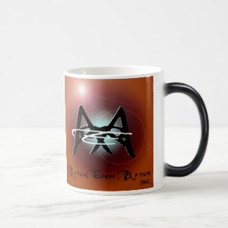 Taza de café del AeA inc. (roja)