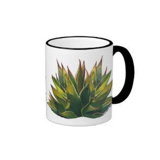 Taza de café del agavo