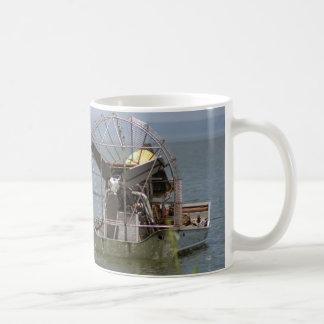 Taza de café del Airboat