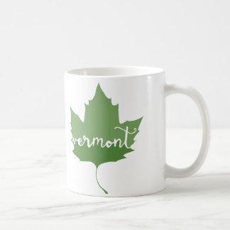 Taza de café del amante el | de Vermont