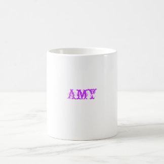 Taza de café del Amy