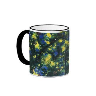 Taza de café del arte de Absract