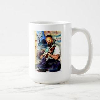 Taza de café del arte de Judaica