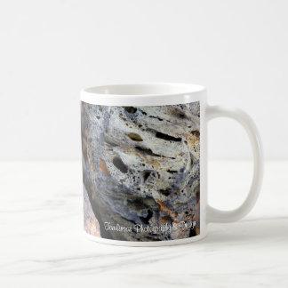 Taza de café del arte de la fotografía de la