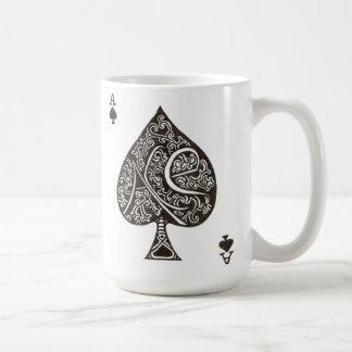Taza de café del as