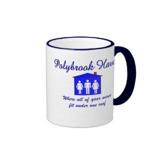 Taza de café del asilo de Polybrook