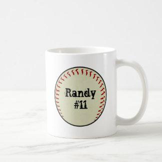 Taza de café del béisbol