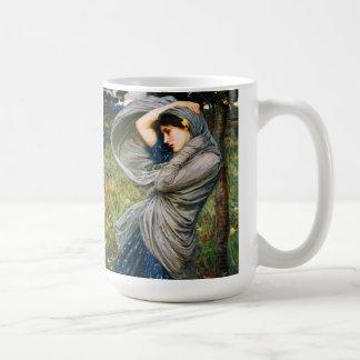 Taza de café del Boreas del Waterhouse