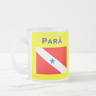 Taza de café del Brasil Caneca de Pará* Pará