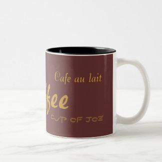 """Taza de café del """"café"""""""