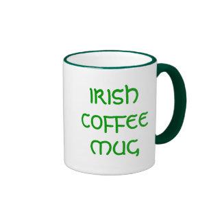 """Taza de café """"del CAFÉ IRLANDÉS"""""""