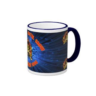 Taza de café del campanero de CMS